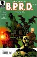 BPRD: The Soul of Venice - One-Shot Comic